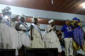 Coroação da Rainha do Bloco Afro Afoxé Ilê – Ala