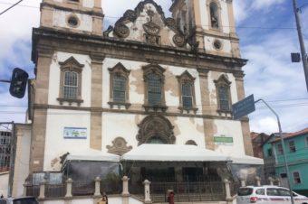 Igreja de Sant'Ana é reaberta na Festa à Padroeira