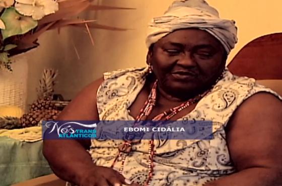 O Tempo do tempo  – depoimento de, Egbonmi Cidália Soledade de Iroko