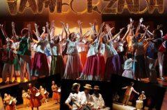 A Companhia Folclória do Rio convida todos para o Espetáculo 'Tamborzada'.