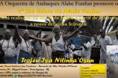 2º Sire Odara da Osquestra de Atabaques Alabe FunFun e Obirin Korin